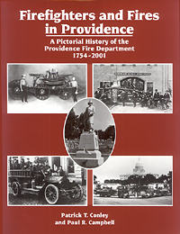Firefighters and Fires in Providence